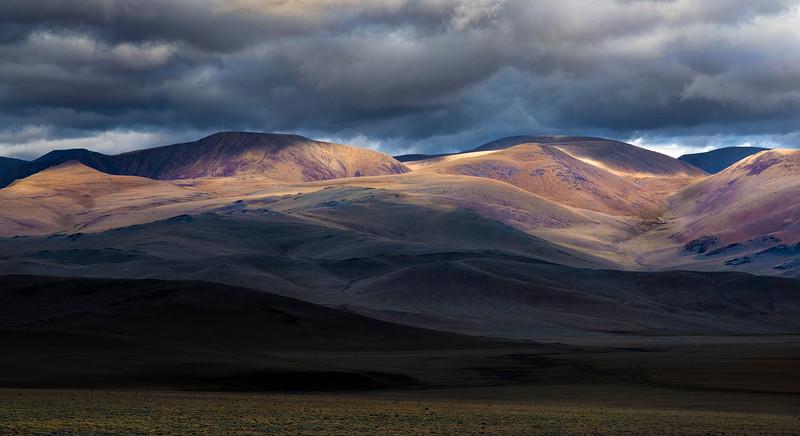 Alti Mountains in Western Mongolia. 2015