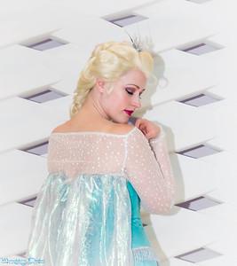Steampunk Elsa