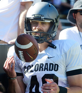 CU Football Practice and Media Day 2019