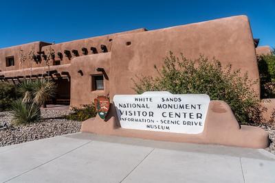 White Sands National Monument 2019