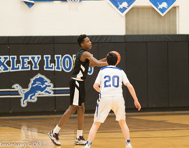 Freshman Basketball vs Horizon Science Academy