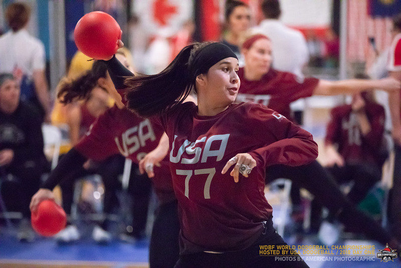 Dodgeball World Championships 2018 Day One