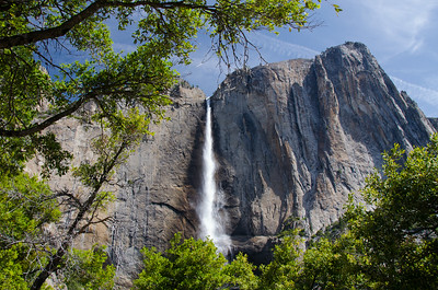 Yosemite Falls Trail Hike/Yosemite Nat'l Park/CA - May, 2014
