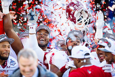 Temple vs. Navy Conference Championship