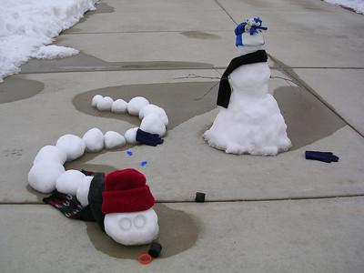 Snow Melt-Final Chapter 1-28-2007