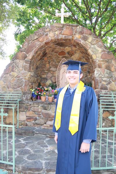Johnaton Bailey Graduation Shoot