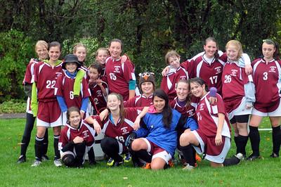 2011 AMHS M.S. Girls Soccer at LTS Soccer Classic