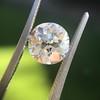 2.15ct Old European Cut Diamond, GIA K SI1 10