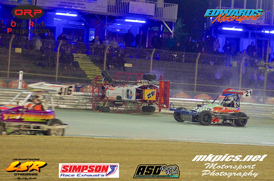Superstox, Foxhall Stadium, Ipswich, 20 OCtober 2018