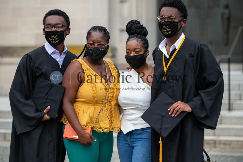 Cristo Rey Jesuit High School Class of 2020 Graduation
