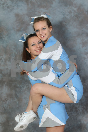 NVAC Cheerleading POSED PHOTOS