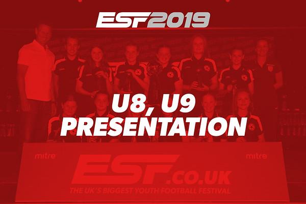 U8, U9 PRESENTATION