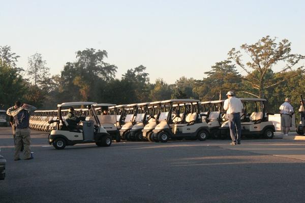 2007 - 10-13 Krewe of Centaur Golf Tournament