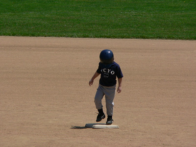Drews first Tball game 5-6-2006