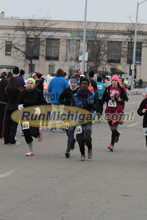 Finish Gallery 4 - 2014 Paczki Run