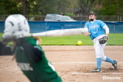 5-20-19 Garber Varsity Softball