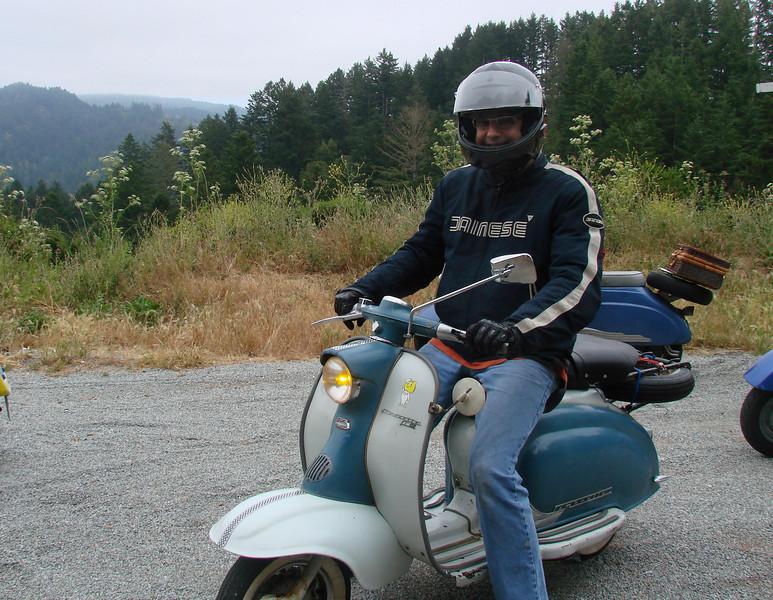 Bob on Alpine Rd