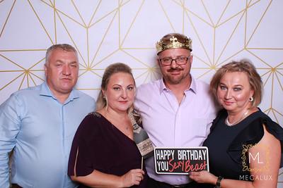 Derek's 50th Birthday Celebration 10-09-21