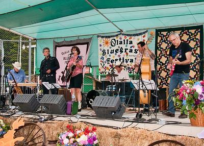 Olalla Bluegrass Festival 2012
