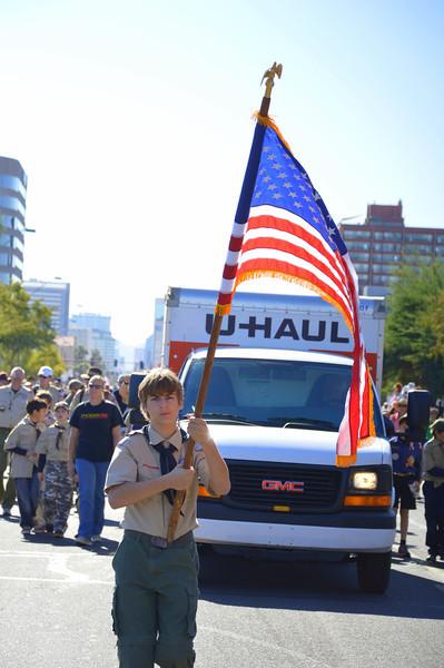 2012 VA Vets Parade Candids