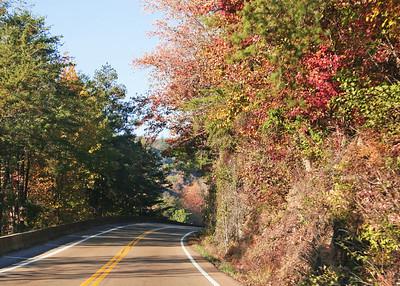 11/2/11 Blairsville GA to Columbia MO