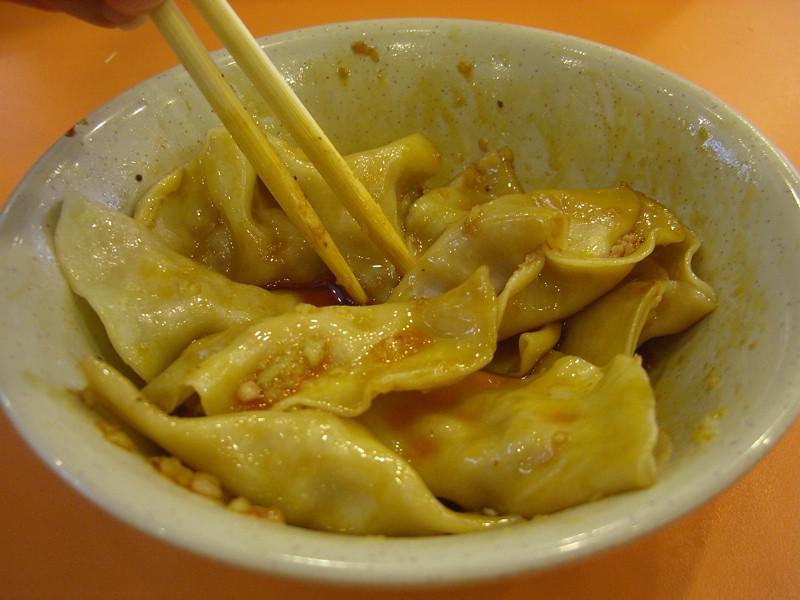 Zhong's Dumplings - Chengdu, China