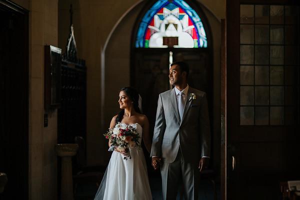 Sikh - Catholic Fusion Wedding Part 2 - Second Photographer for Ron Dillon