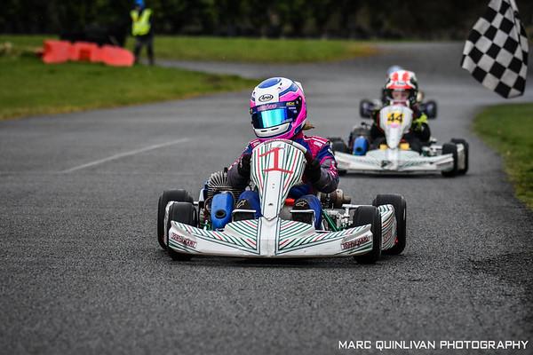 Leinster Karting Club - 2018/19 Winter Championship - Round 4
