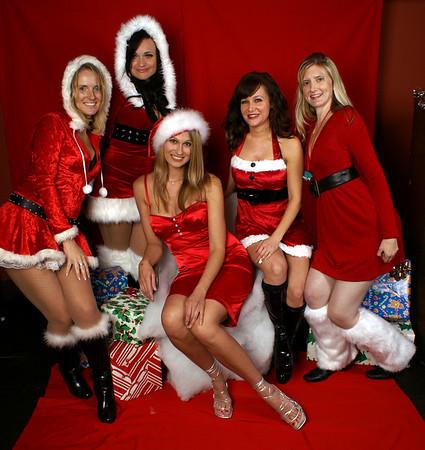 Ryan Wilson's   Elf Party 2007