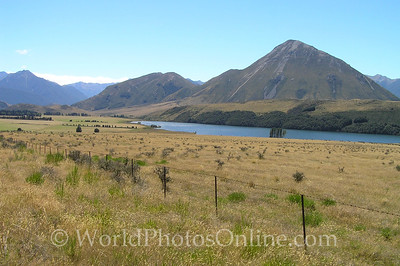 South Island Scenery