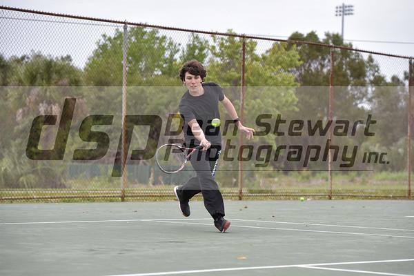 Boys Tennis 2-26-2019