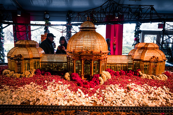 2018 NYBG HOLIDAY TRAIN SHOW