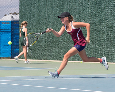 Isabel Peters Homecoming Tennis 2014