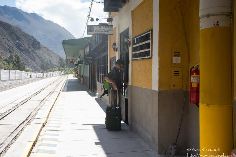 Photos from Ollantaytambo - Peru