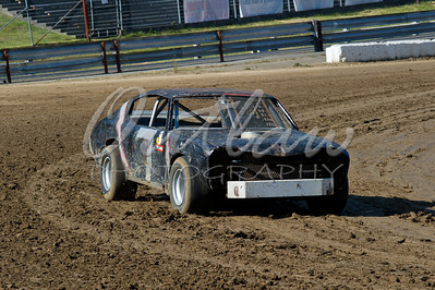 Coos Bay Speedway - May 12, 2012 - Dirt Oval