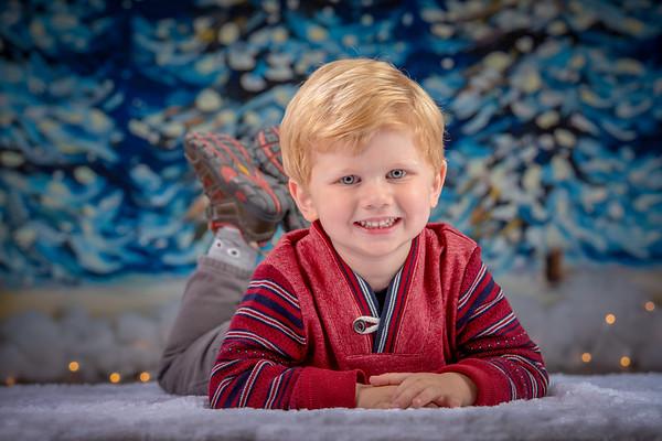 Soren's Holiday Photos
