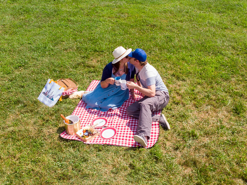 Picnic in Paradise