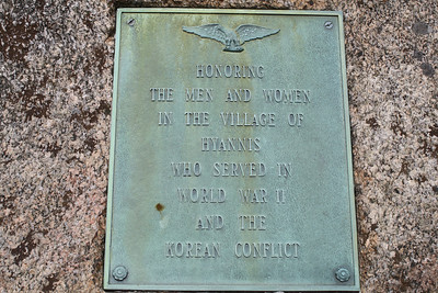 Memorials of Remembrance: Hyannis