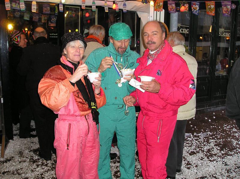 Van Café naar Café, Après Ski
