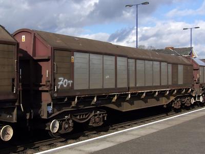 BWA - Bogie Steel Wagon