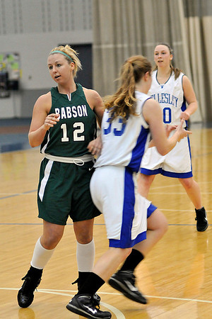 babson womens basketball 1.13.2010
