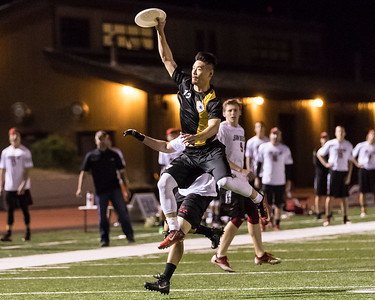 17.04.21 AUDL : SD Growlers v SJ Spiders