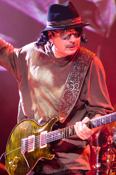 Santana & The Derek Trucks Band - Madison Square Garden, NYC, 2008