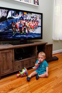 Olympic Marathon Viewing