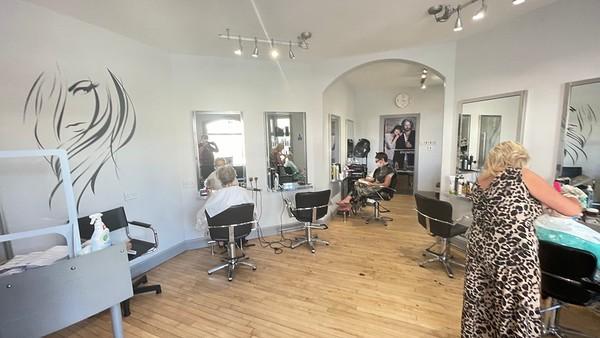 Hairdresser Barns Street