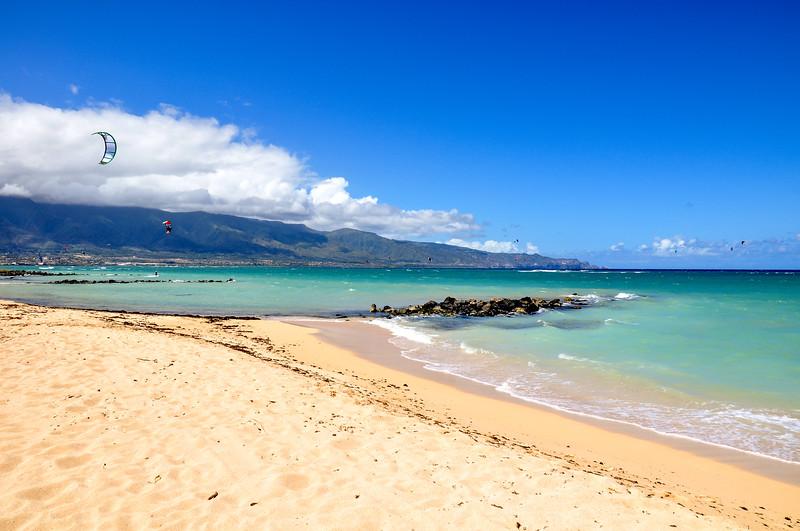 Kanaha Beach - Maui Hawaii