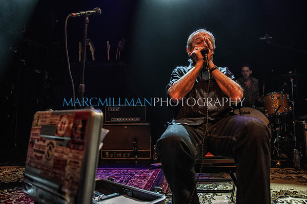 Ben Harper with Charlie Musselwhite @ Irving Plaza (Tue 1/29/13)