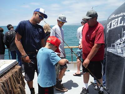 2016 Fishing Trips