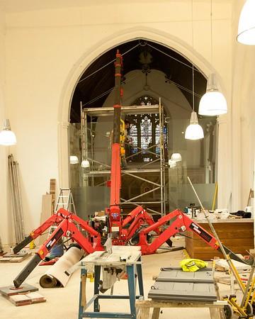 St Michaels Refurbishment