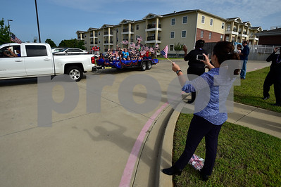 7/2/15 Meadow Lake Community Golf Cart Parade by Andrew D. Brosig